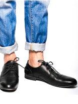 經典簡約低筒德比皮鞋-女裝,內衣,睡衣,女鞋,洋裝