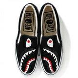 APE鯊魚懶人鞋-女裝,內衣,睡衣,女鞋,洋裝