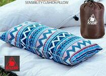 民族風攜帶式棉枕-運動器材,運動外套,籃球鞋,腳踏車,露營