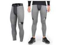 ADIDAS保暖緊身長褲-運動器材,運動外套,籃球鞋,腳踏車,露營