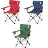 Coleman圓點度假疊椅-運動器材,運動外套,籃球鞋,腳踏車,露營