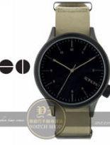比利時KOMONO MAGNUS Cobblestone個性皮帶腕錶