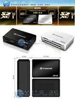 Transcend 創見 RDF8 TS-RDF8K/TS-RDF8W USB 3.0 讀卡機