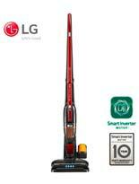 LG 樂金 VS8401SCW 直立式無線吸塵器