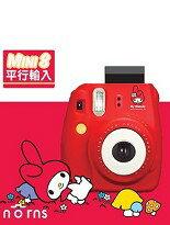 MINI8 Melody紅色美樂蒂拍立得相機