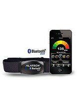 ALATECH iPhone專用 藍牙4.0無線心跳帶