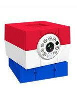 荷蘭Amaryllo愛瑪麗歐 iCam HD 360 全功能升級 無線網路攝影機