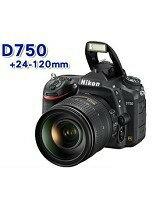 Nikon D750 KIT含24-120mm VR 鏡頭