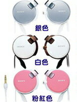 SONY 單邊收線立體聲耳掛式耳機 MDR-Q38LW