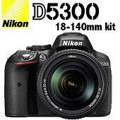 Nikon D5300 18-140mm 國祥公司貨