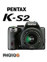 PENTAX K-S2 數位單眼相機