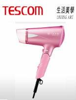 日本原裝 TESCOM【TID420】吹風機 低噪音 輕量