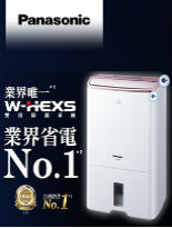 Panasonic國際牌 12公升 清淨除濕機F-Y24CXWP