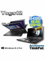 聯想 ThinkPad YOGA12 12吋FHD觸控
