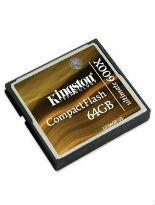 金士頓 64G 64GB 600X U3 CF 記憶卡
