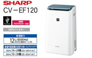 SHARP CV-EF120 空氣清淨-家電,電視,冷氣,冰箱,暖爐