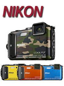 NIKON防水相機-數位相機,單眼相機,拍立得,攝影機,鏡頭