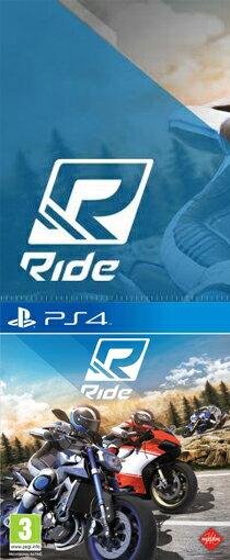 RIDE -英文版- 重型機車-電玩,遊戲,遊戲主機,玩具,玩具