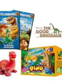 恐龍當家主題豪華禮盒-電玩,遊戲,遊戲主機,玩具,模型公仔