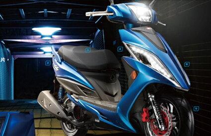 Kymco新G6 150 VV-汽車用品,機車精品,行車紀錄器,GPS,零件