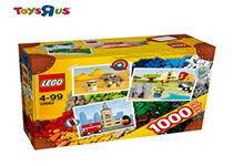 lego 創意手提箱-電玩,遊戲,遊戲主機,玩具,模型公仔