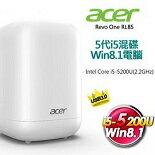 Acer RL85 i5-5200U 4G/1TB+8G 桌上型電腦