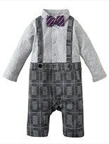 蝴蝶結裝飾連身衣-嬰兒,幼兒,孕婦,童裝,孕婦裝