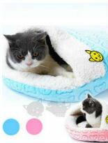 日本 - 喵喵睡袋貓窩