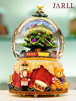 聖誕雪景房屋