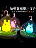 小精靈LED床燈