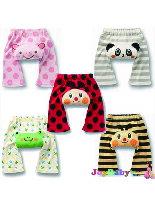 夏季純棉動物造型短褲-嬰兒,幼兒,孕婦,童裝,孕婦裝