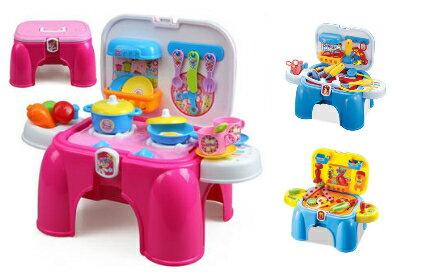 二合一可攜式家家酒玩具-嬰兒,幼兒,孕婦,童裝,孕婦裝