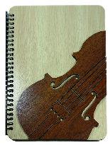 客製木質筆記本-嬰兒,幼兒,孕婦,童裝,孕婦裝