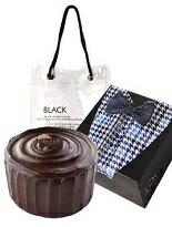 【Black As Chocolate】6吋咖啡胡桃巧克力蛋糕