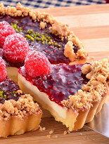 多茄米拉❤法式莓果乳酪塔❤買一送一