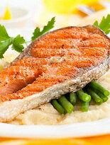 智利深海來的!鮭魚切片 240g/片
