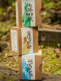 台灣在地精選紅茶系列-飲料,咖啡,茶葉,果汁,紅茶