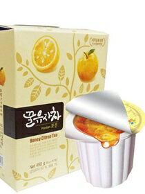 韓國進口 蜂蜜柚子茶禮盒 膠囊-飲料,咖啡,茶葉,果汁,紅茶