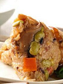 【明華食品】五穀杏鮑菇粽(素食-美食甜點,蛋糕甜點,伴手禮,團購美食,網購美食