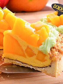 6吋【多茄米拉★芒戀夏娃】-美食甜點,蛋糕甜點,伴手禮,團購美食,網購美食
