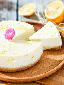 【原味清檸重乳酪蛋糕】6吋-美食甜點,蛋糕甜點,伴手禮,團購美食,網購美食