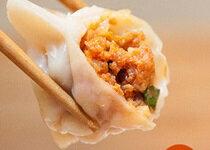 韓炒辣泡菜黑豬肉水餃-美食甜點,蛋糕甜點,伴手禮,團購美食,網購美食