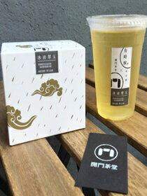 ★開門茶堂☆ 聯名茶|冰清翠玉-飲料,咖啡,茶葉,果汁,紅茶