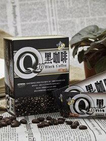 Q10黑咖啡無糖無奶精-飲料,咖啡,茶葉,果汁,紅茶