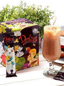 《團團賺》三合一白咖啡*3盒-飲料,咖啡,茶葉,果汁,紅茶