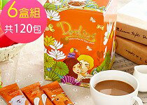 《團購》白咖啡(不加糖)*6盒-飲料,咖啡,茶葉,果汁,紅茶