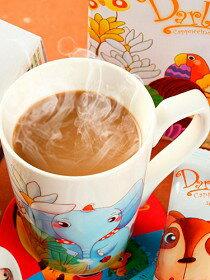 白卡布奇諾2盒+10包組1盒-飲料,咖啡,茶葉,果汁,紅茶