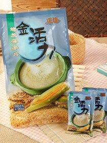 金活力螺旋藻麥片-飲料,咖啡,茶葉,果汁,紅茶