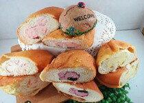 爆漿麵包綜合4入-美食甜點,蛋糕甜點,伴手禮,團購美食,網購美食
