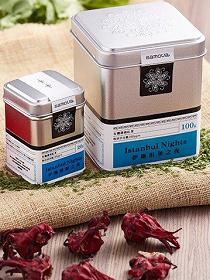 【samova】有機薄荷紅茶-飲料,咖啡,茶葉,果汁,紅茶